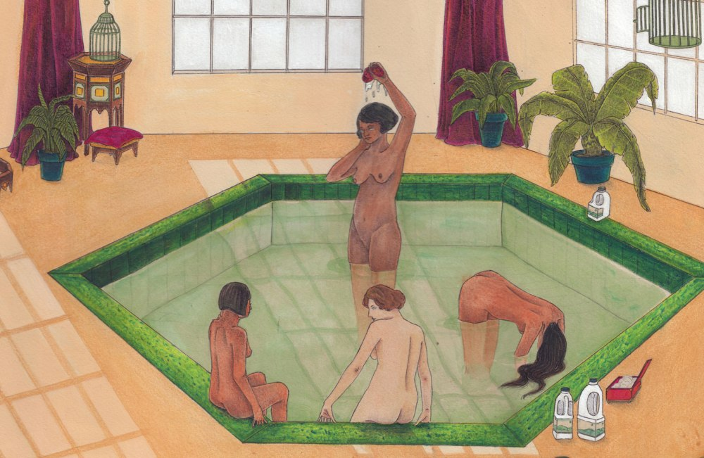 Turkish Bath Crop 2