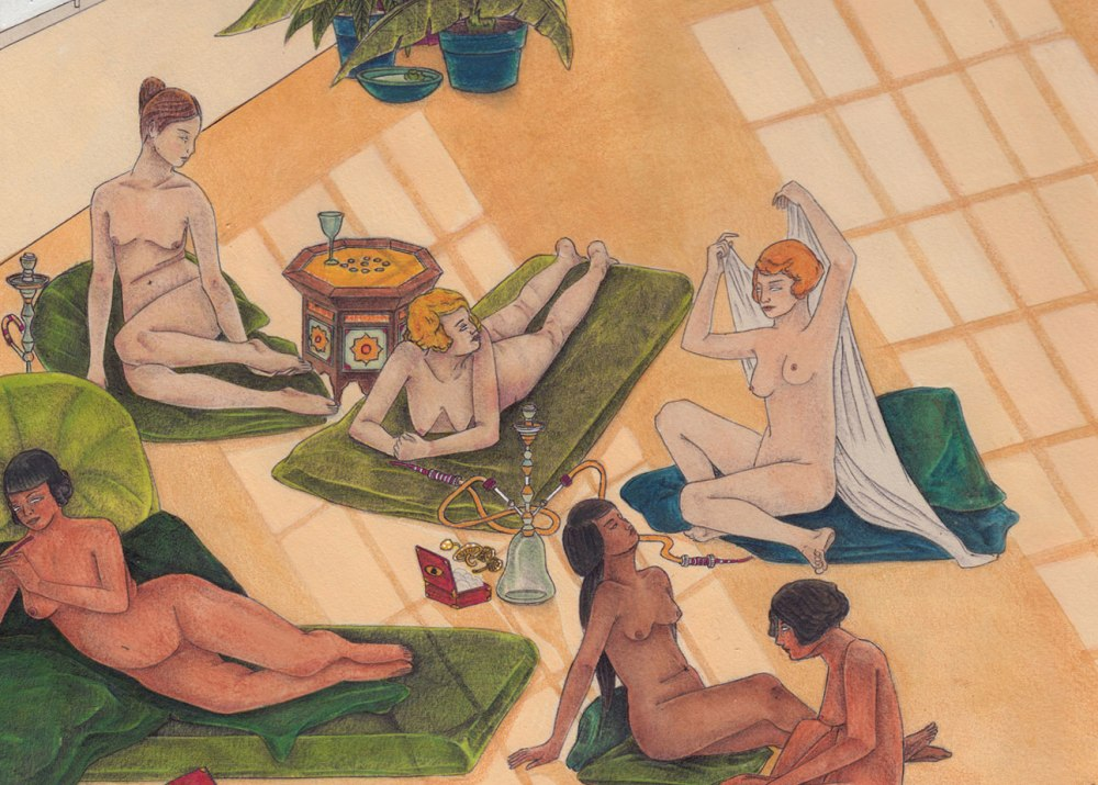 Turkish Bath Crop 1