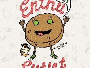Enthu Cutlet & Kebab MeinHaddi