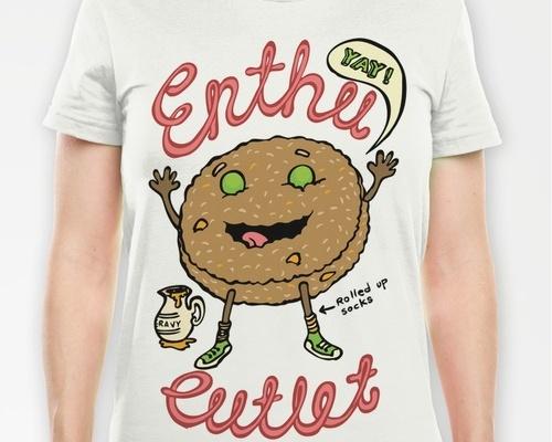 Enthu Cutlet T-Shirts