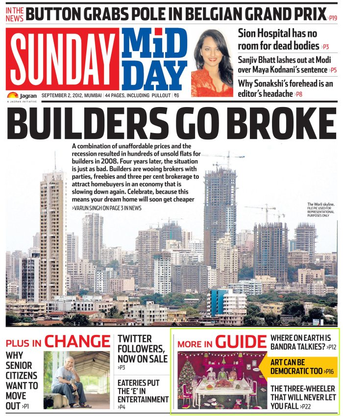 Sunday Midday Cover