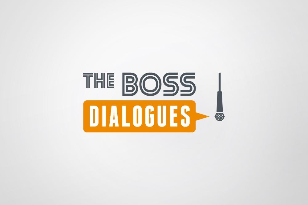 Boss Dialogues - Logo