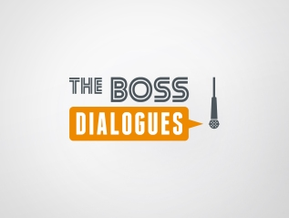 The Boss Dialogues Branding