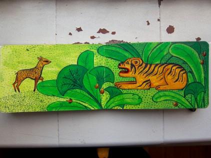 12 Tiger landscape