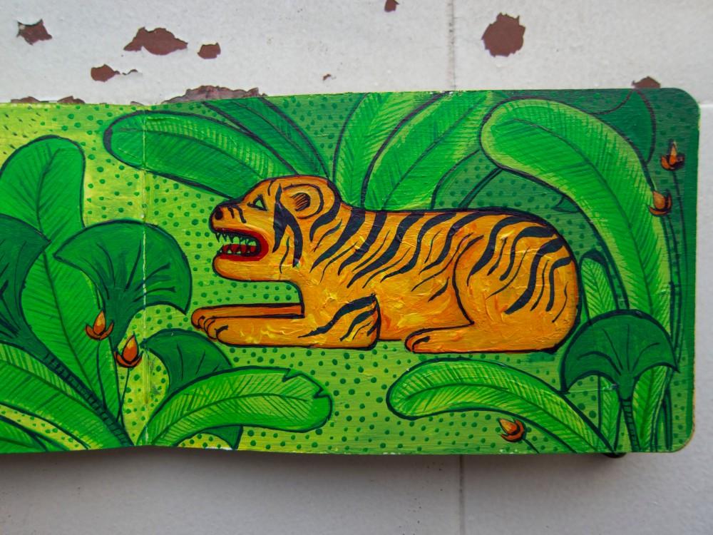 13 Tiger closer