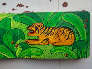 Sketch Book – Tiger Landscape