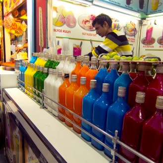 Gola bottles - Mysterious Flavours