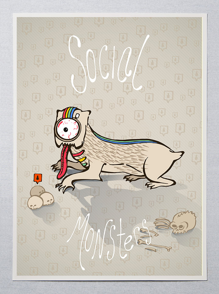 KS_Online-artprint-Crop-Social-Monsters-Instagram