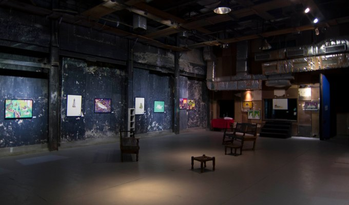 Otherlands: Exhibition Photos