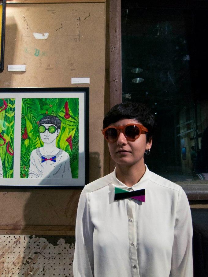 93 Anokhi Hipster Portrait