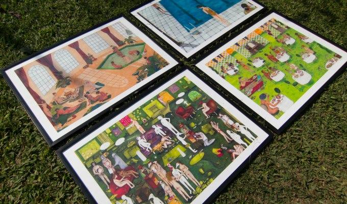 Exhibition Prints Sale