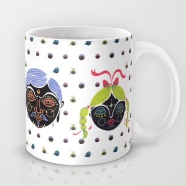 Full Family - Mug