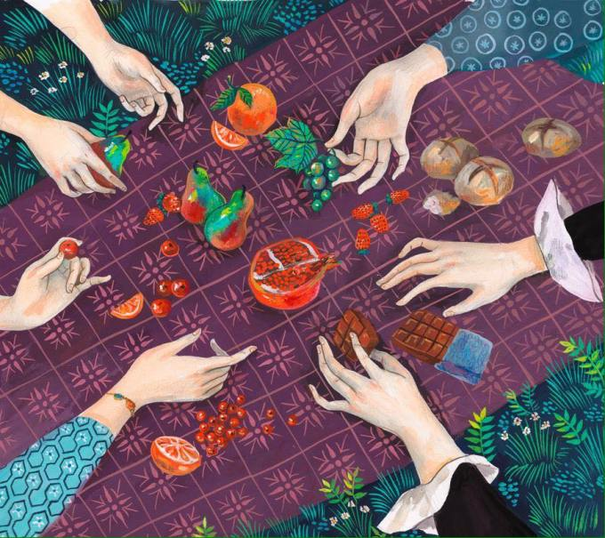"""""""Picnic en Combray"""" de Helena Perez Garcia"""