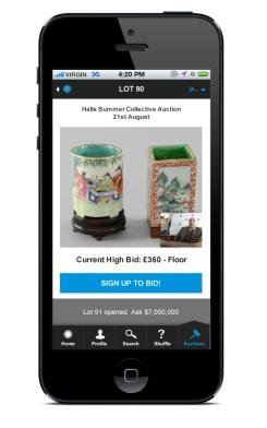 LA iPhone v.2 - 15 - Live - Sign Up