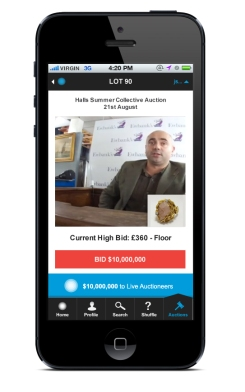 LA iPhone v.2 - 17 - Live - Bid 2