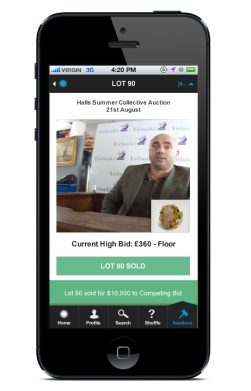 LA iPhone v.2 - 18 - Live - Sold