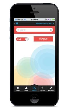 LA iPhone v.2 - 6 - Search Live