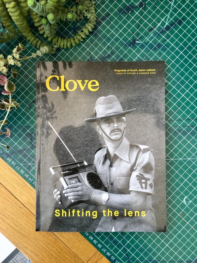 Clover Magazine Cover