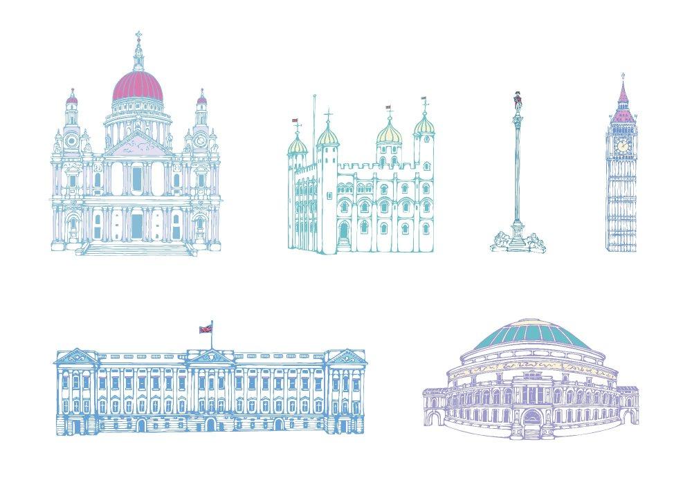 London Mural | Architecture