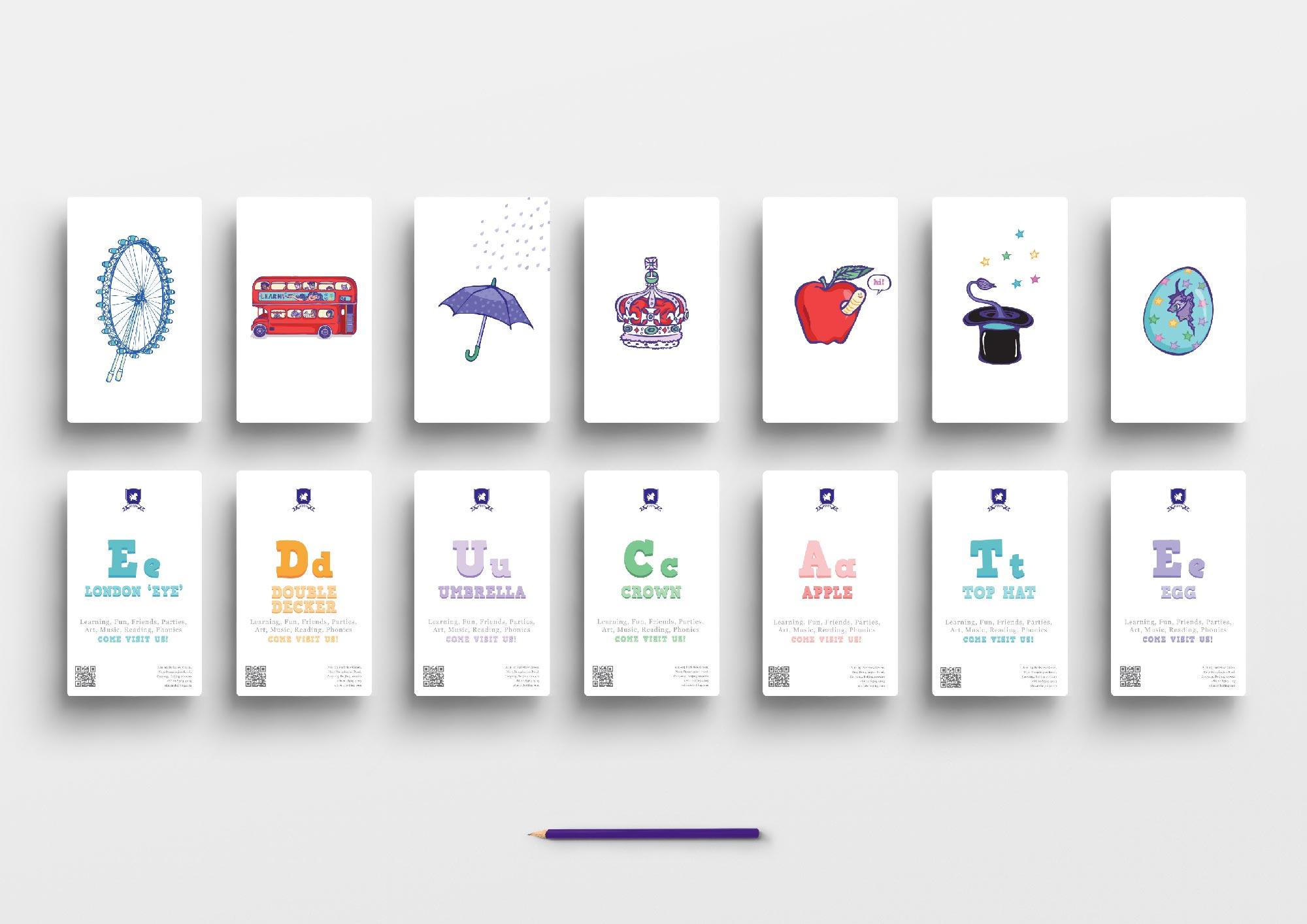 Educate Kids Club | Flash Cards