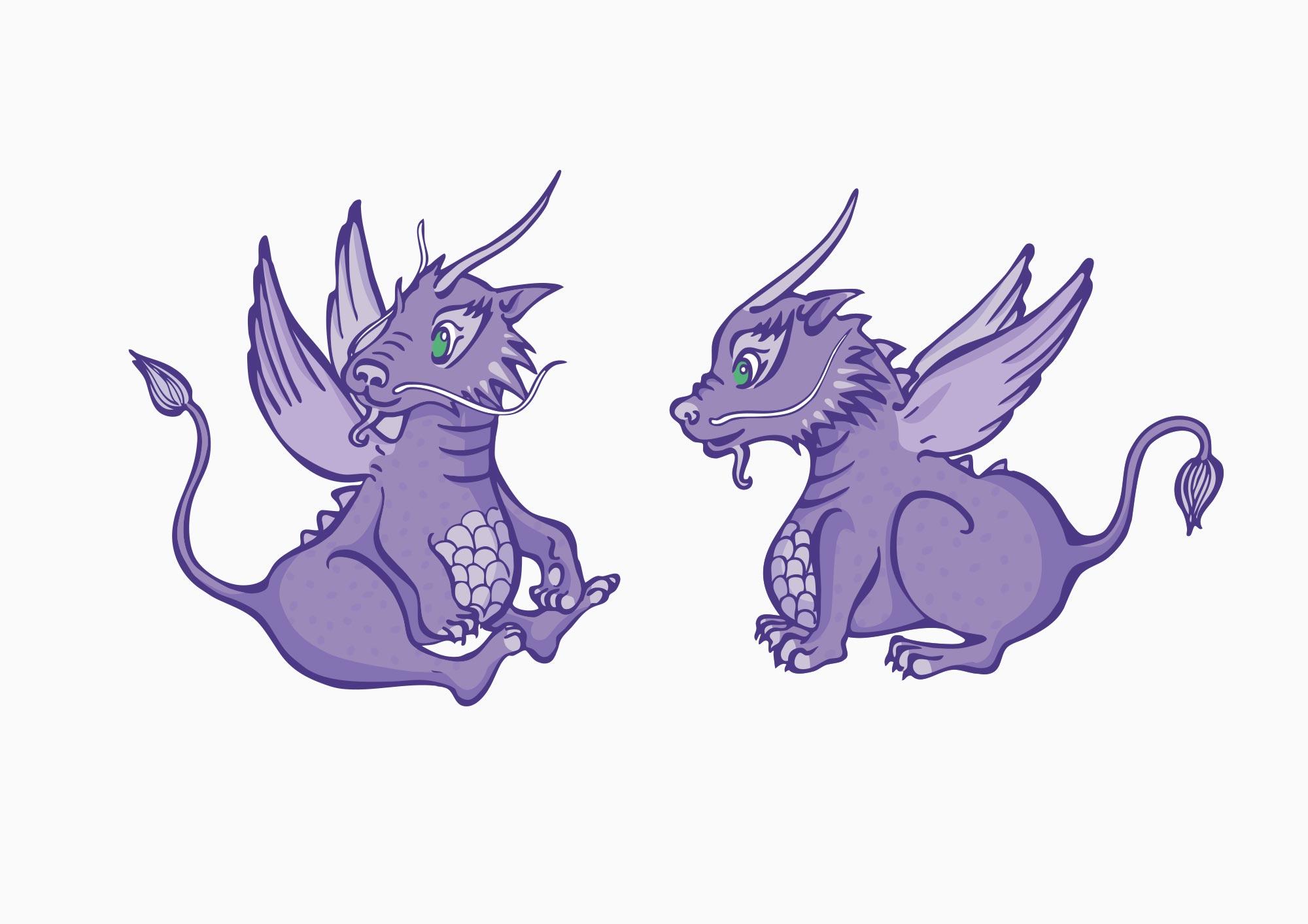 'Percy Pu' Mascot | FINAL