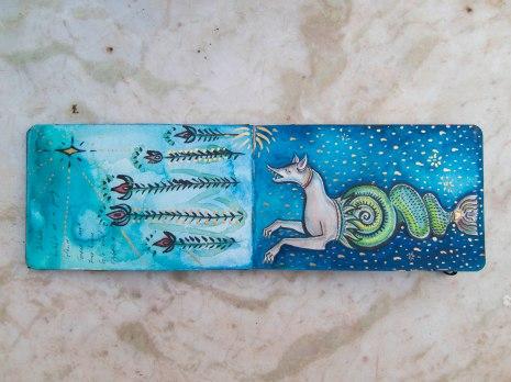 16 Medieval Seahorse Dog Spread_1