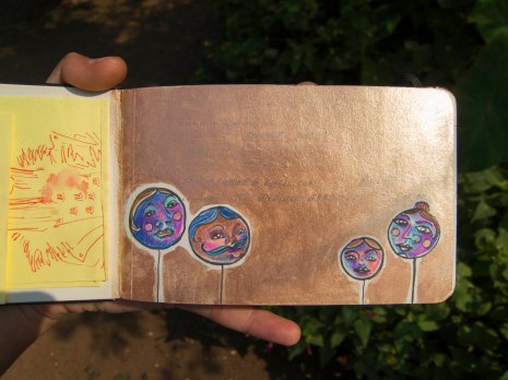 9 Cover page rosegold
