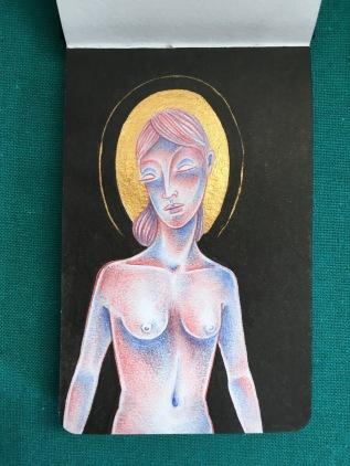 Sketch Book –2018