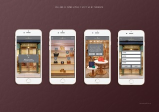 Mulberry WeChat Microsite