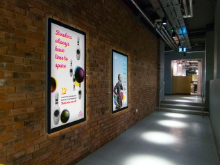 Queens Advertising Posters