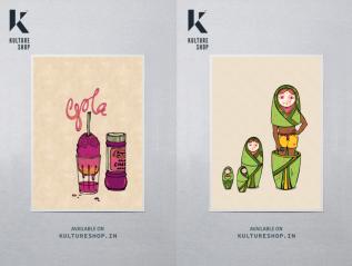 Kulture Shop Collaborations